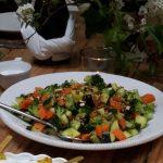 Legumes salteados