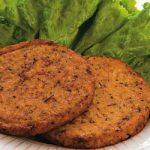 Hambúrgueres de soja