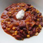 Chili de soja