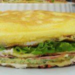 Sanduiche de Omelete