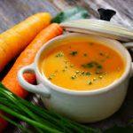 Sopa DETOX de legumes